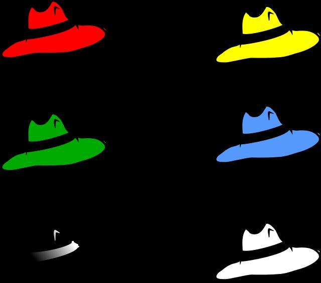 Das 6-Hut-Denken